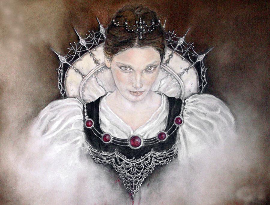 Почему уничтожили портреты Елизаветы Батори